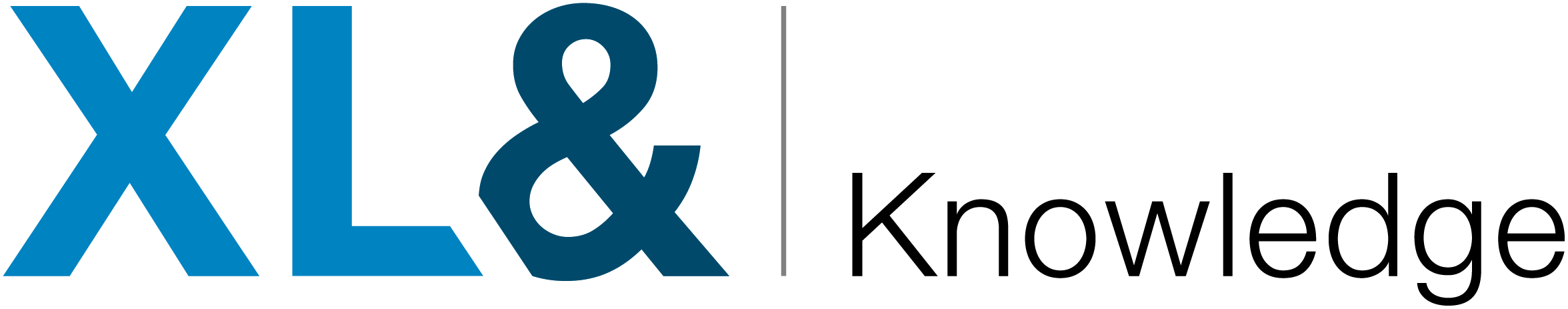 Logo of XL&Knowledge