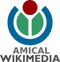 Logo of Amical Wikimedia