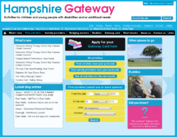 Image for Hampshire Gateway