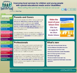 Image for Wiltshire Parent Carer Council