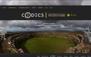 Image for CODECS: Online Database and e-Resources for Celtic Studies