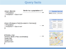 Query facts with the help of Semantic MediaWiki (en)